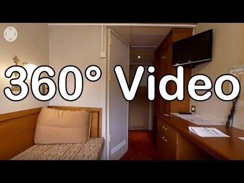 360 Grad Video: Kabine 227, Kat. F - MS Prinzessin Katharina