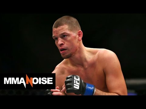 Top 10 Nate Diaz Moments - MMA Noise