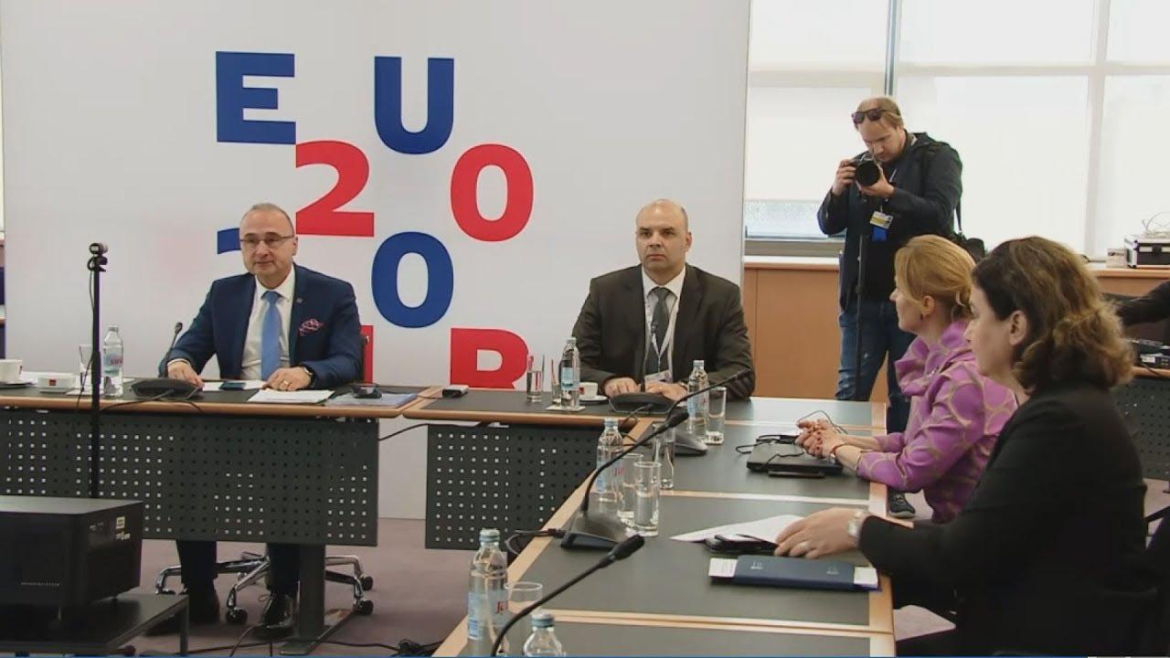 Tηλεδιάσκεψη μεταξύ των Υπουργών Εξωτερικών της ΕΕ