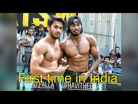 All India Strength Wars 2018 - First Calisthenics tournament in India