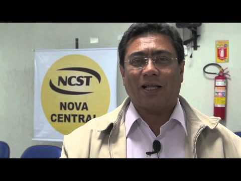 Denilson Pestana fala sobre reuni�o da Nova Central - Regional Noroeste