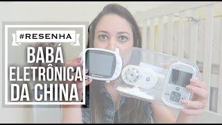 Babá eletrônica da China X Babá eletrônica da Motorola (Resenha)