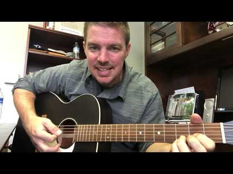 Something Bout A Truck   Kip Moore   Beginner Guitar Lesson