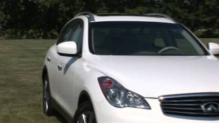 2010 Infiniti EX35 Journey AWD - Drive Time Review