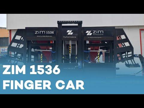 ZIM 1536 - FINGER CAR SYSTEM