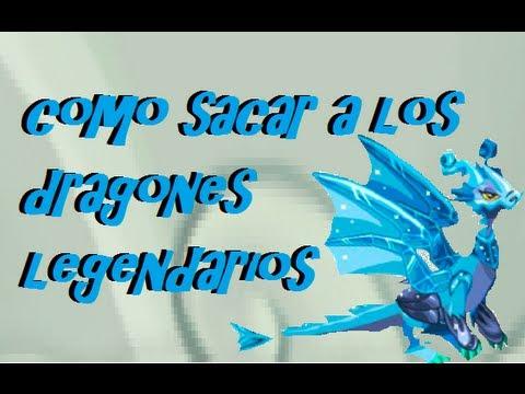 Como sacar a los dragones legendarios (dragon city)