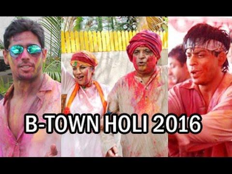 Bollywood-Prefer-Low-Celebrations-this-Holi-Shah-Rukh-Khan-Parineeti-Anushka-Ayushmann
