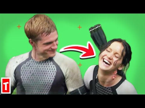 15 Hunger Games Bloopers And Cutest On Set Pranks