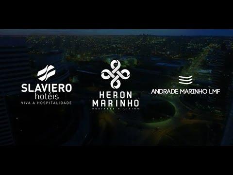 A Slaviero Hotéis irá operar o hotel do Complexo Heron Marinho Business & Living.