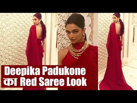 Video Isha Ambani Wedding: Deepika Padukone wins hearts in her red saree look   Boldsky download in MP3, 3GP, MP4, WEBM, AVI, FLV January 2017