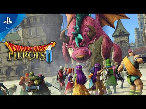 Dragon Quest Heroes II #2