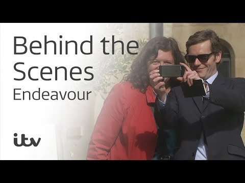 Endeavour | Behind the Scenes | Tributes to Shaun Evans | ITV