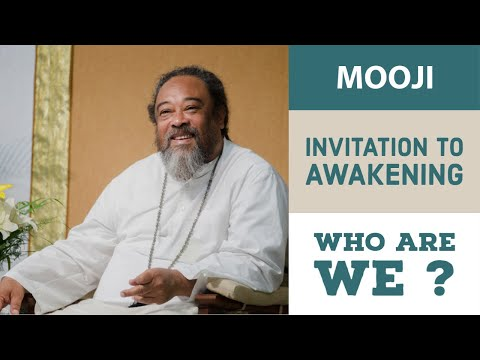 Mooji Guided Meditation: Who Are We?