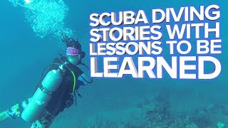 Video Scuba Diving Stories With Lessons To Be Learned MP3, 3GP, MP4, WEBM, AVI, FLV November 2018