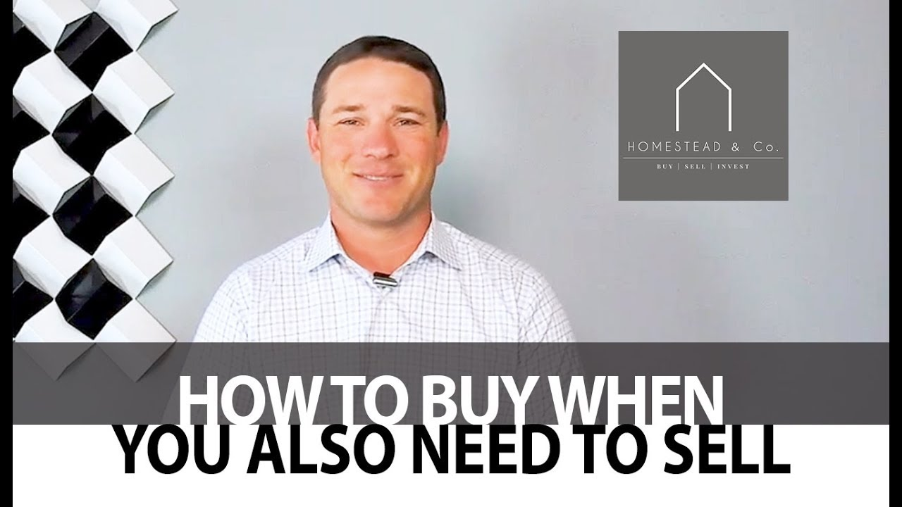 3 Options for Homeowners Who Need to Buy and Sell