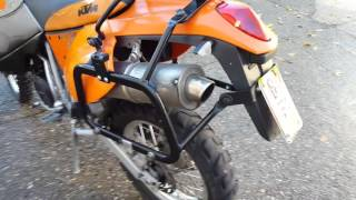 6. 2001 KTM LC4 640 Adventure FOR SALE