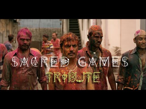 Sacred Games Tribute : (Graphic Content)