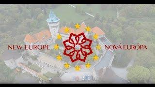 Pozdravy a ohlasy ku konferencii Nová Európa