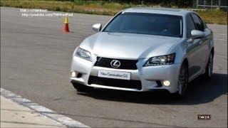 Lexus Speed Day (2013 Lexus GS350 Test Drive)