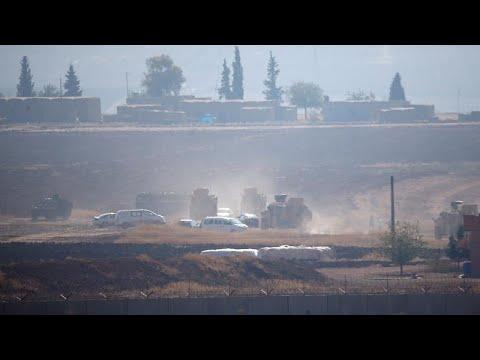Ξεκινούν οι κοινές περιπολίες Ρώσων και Τούρκων στην Συρία…