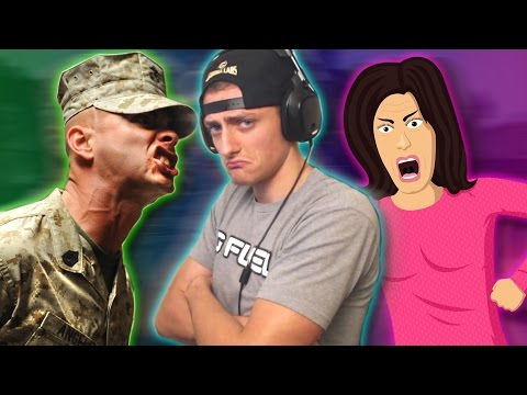 ANGRY MOM Gets DRILL SERGEANT'S Son ABUSED!