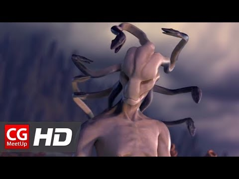 "CGI Animated Short Film: ""Chimera"" by ESMA 
