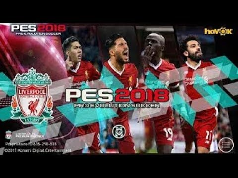 How To Inpuk Logo Zin Pes 2018