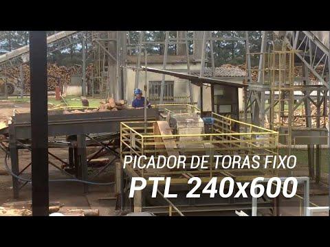 Picador de madeira Lippel em uso a 11 anos na Tractebel - PTL 240x600