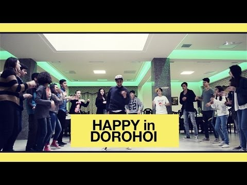 HAPPY in DOROHOI (Pharrell Williams) Video Cover