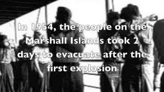 Marshall Island Atomic Bombing
