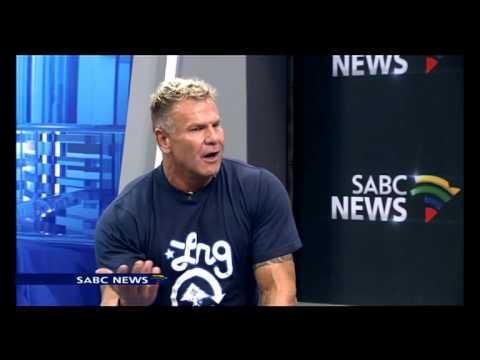 Mark Batchelor speaks about Oscar Pistorius sentencing