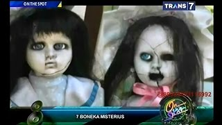 Video On The Spot - 7 Boneka Misterius MP3, 3GP, MP4, WEBM, AVI, FLV Desember 2017
