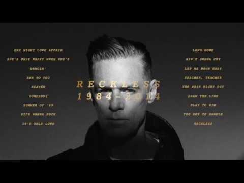 Bryan Adams - Reckless 30th Anniversary Album Preview