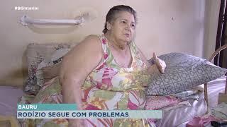 Família do Parque Paulista sofre há dias sem água em Bauru