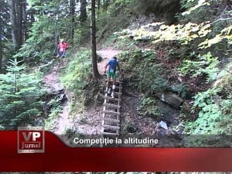 Competiție la altitudine