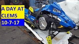 7. 2018 Polaris Snow Check 800 PRO RMK