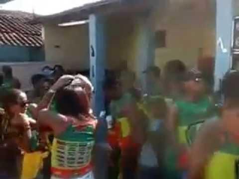Fut Reggae em Araçás-Ba, UPS Vibez no controle!