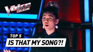 Video Best MILEY CYRUS covers in The Voice (Kids) | The Voice Global MP3, 3GP, MP4, WEBM, AVI, FLV Juli 2018