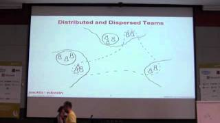 Jutta Eckstein - Agile Software Development in a Large and Distributed Environment