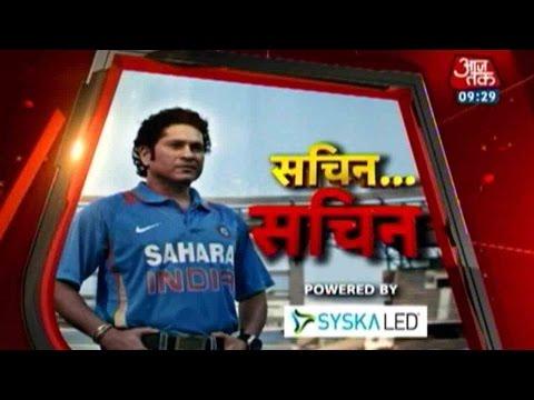 World T20: Sachin Tendulkar Previews India's Semifinal Against Windies