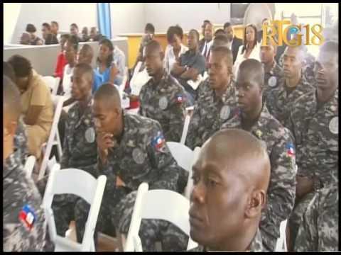 Haïti.- 21ème anniversaire de l'unité spécialisée de la Police Nationale d'Haïti, « SWAT Team »