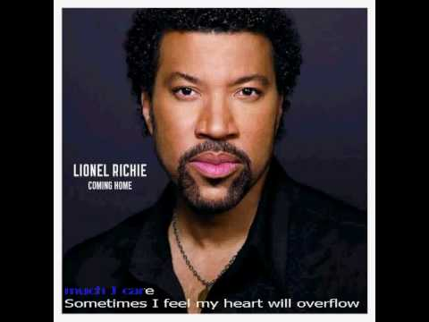 Lionel Richie - Hello [LYRICS]