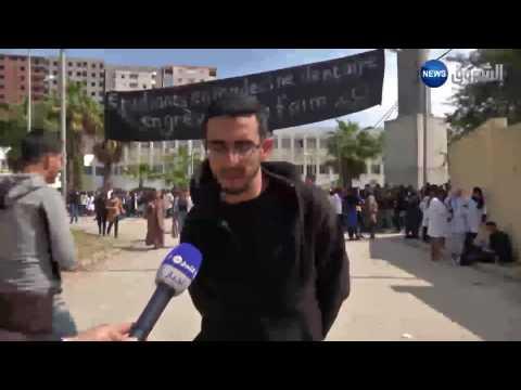 Tizi-Ouzou : fin de la grève de la faim des étudiants en médecine dentaire