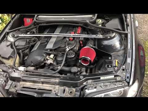 Bmw e46 320i check and add engine oil