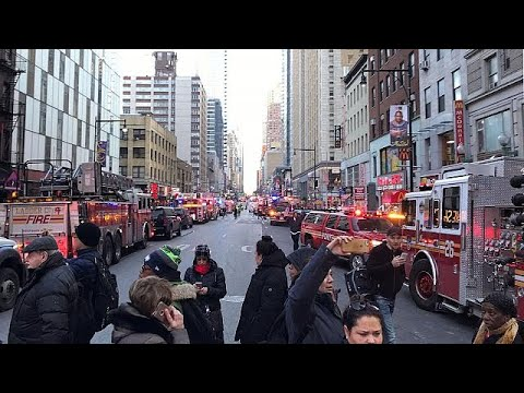 Απόπειρα τρομοκρατικής επίθεσης στο κέντρο του Μανχάταν