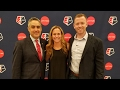 Christie Rampone Discusses NWSL and A+E Partnership