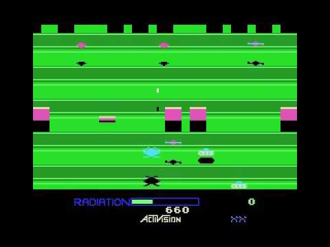 Pastfinder (1984, MSX, Activision)