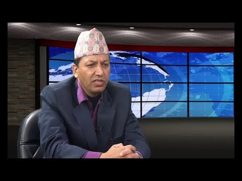 Artha Sarokar Episode 130 (interview With Raju Poudel)
