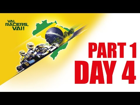 Rotax Max Challenge Grand Finals 2018 - Brazil - 1 Dec - Part 1