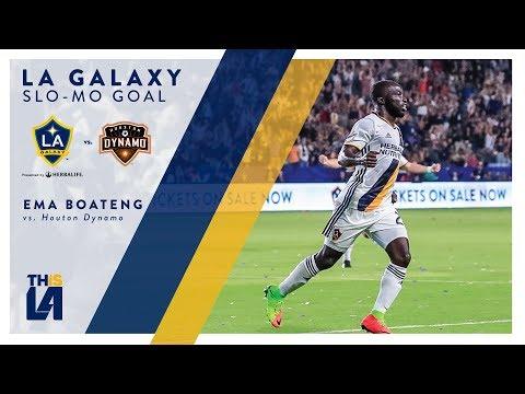 Video: WATCH: Emmanuel Boateng blows past Houston Dynamo | Slo-mo Goal